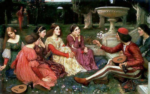 ATalefromtheDecameron_Waterhouse