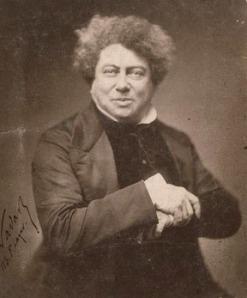 DumasAlexandre Daguerrotipo de Felix Nadar