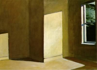 Edward Hopper, Empty Room