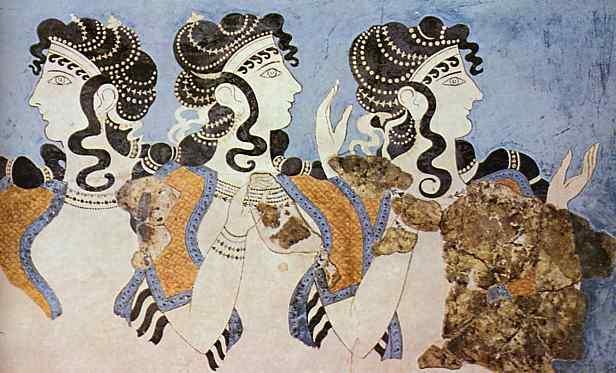 Pintura minoica