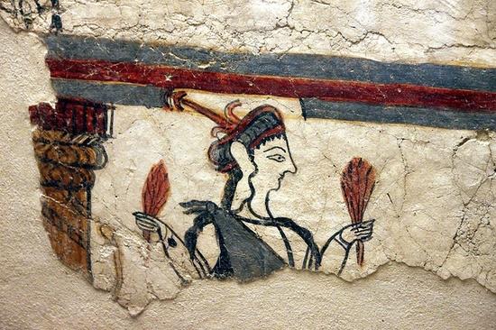 Potnia Theron, Mycenae by Klearchos Kapoutsis, via Flickr