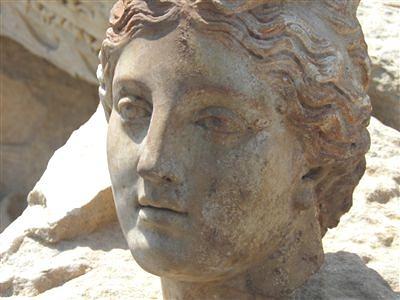 Artemisa de Alabanda (Turquía)