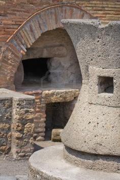 backery in Pompeii