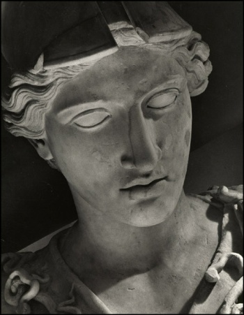 Herbert List - Head of Pallas Athena, 1937