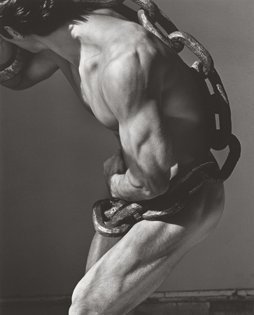 Los Angeles, 1985, foto di Herb Ritts© Herb Ritts Foundation