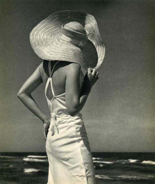 Andreas Feininger. Au bord de la mer, 1936