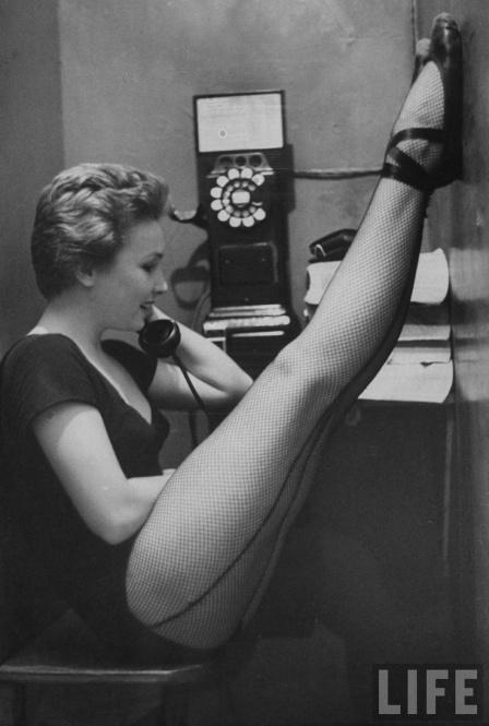 Dancer Mary Ellen Terry By Gordon Parks, 1952