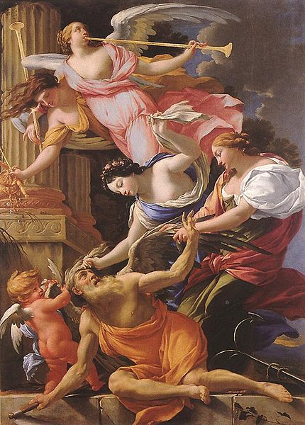430px-Simon_Vouet_-_Saturn,_Conquered_by_Amor,_Venus_and_Hope_-_WGA25377