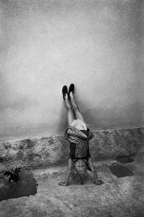 David Seymour, Budapest 1948