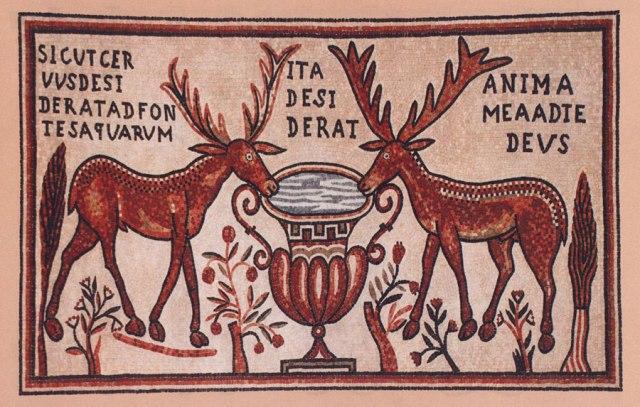 mozaik-Dva-jelena