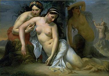 Alexandre Denis Abel de Pujol 1819 Les propoetides changees e