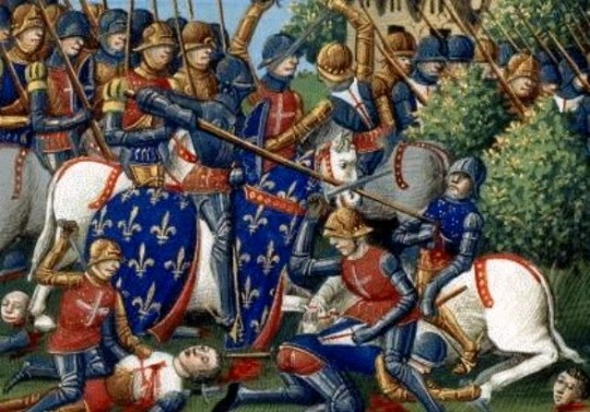 batalla-de-agincourt