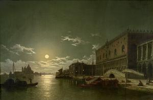 Venice-by-Moonlight-xx-Henry-Pether