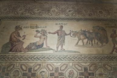 Icarios_and_Dionysos_mosaics