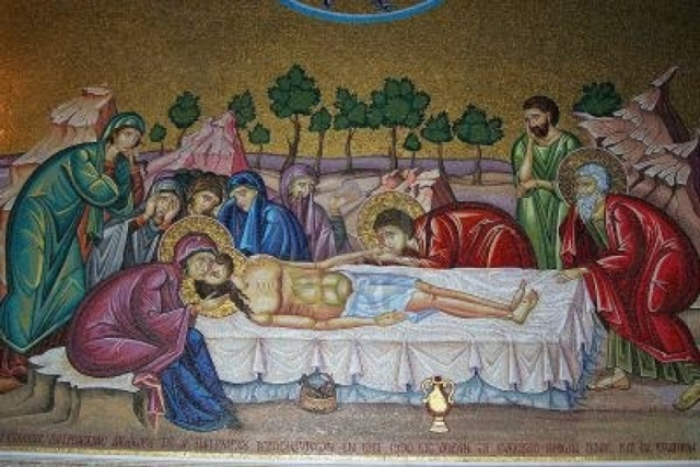 Mosaico_Entierro_Cristo