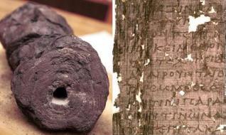 papyriscrollsatthevillaherculeum