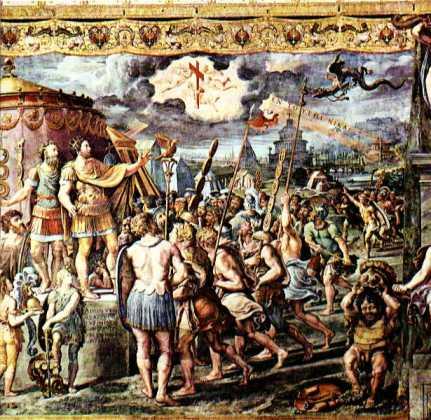Stanze_Vaticane_-_Raffaello_-_Apparizione_della_croce