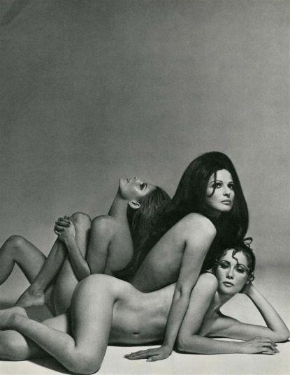 Victor Skrebneski  Nude Study II. 1967