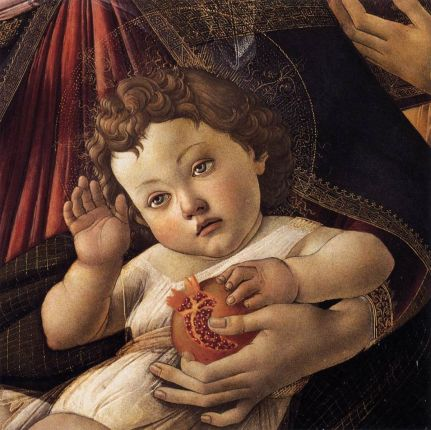 13718_christ_child_madonna_of_pomegranate_sandro_botticelli