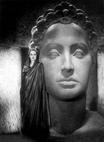Brigitte Helm in L'Atlantide  (GW Pabst, 1932)