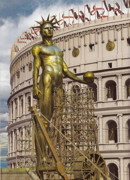 Colosso e Colosseo