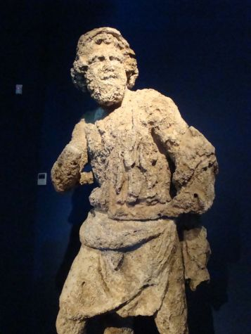 Odysseus from the Antikythera wreck,