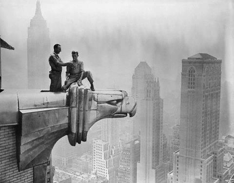 Charles Ebbets. NY. 1932