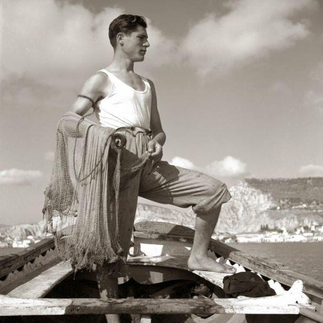 Herbert List ,Greece ,Cyclades ,1932