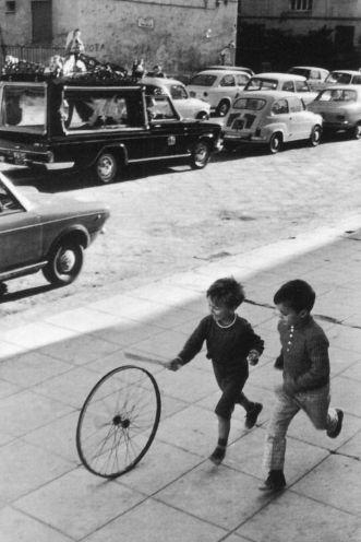 Palermo, Italy (1971)  Henri Cartier-Bresson
