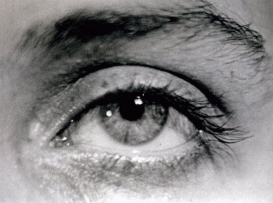 Man Ray Lee Miller's eye, 1932