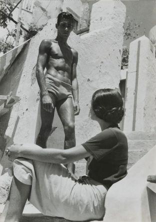 Capri, 1935. Herbert List.