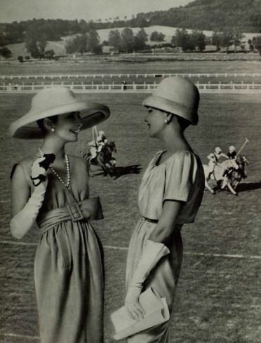 Givenchy, 1958.