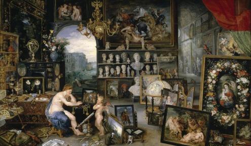 La vista - Brueghel-Rubens