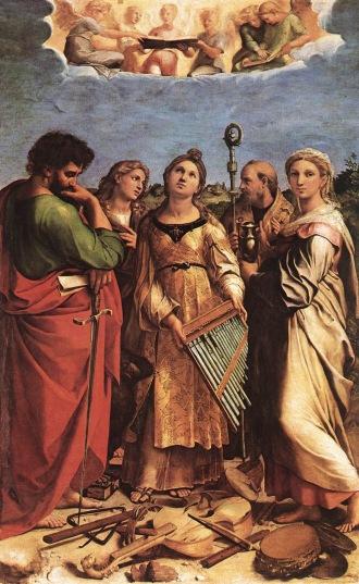 Raffaello-Santa-Cecilia
