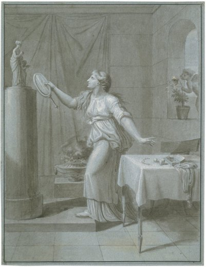 EBERHARD WÄCHTER (1762 Balingen – 1852 Stuttgart)
