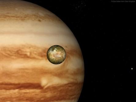 JupiterIoEuropa