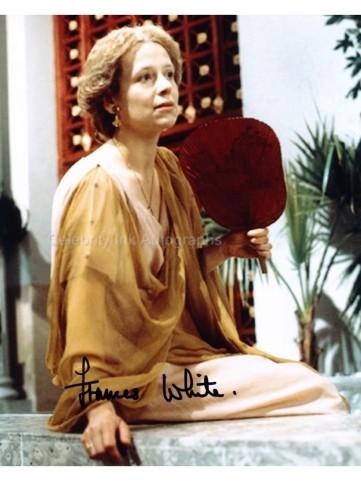 frances white I Claudius