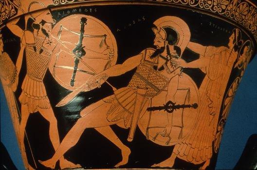 DiomedesEneas