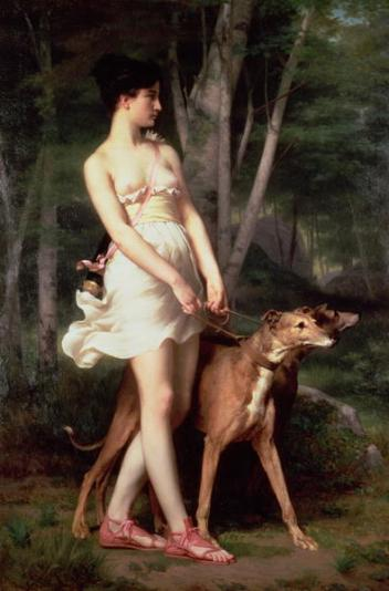 gaston_casimir_saint-pierre_-_diana_the_huntress1