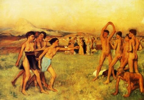 spartan-girls-challenging-boys-1860
