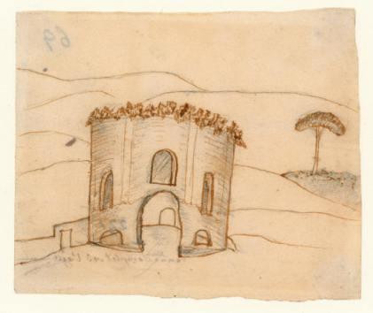 templo de venus en baias
