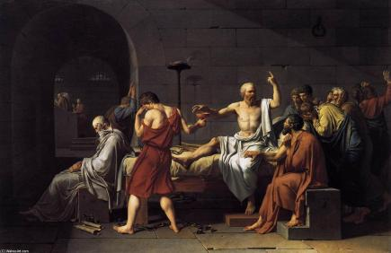 Jacques-Louis-David-The-Death-of-Socrates-2-