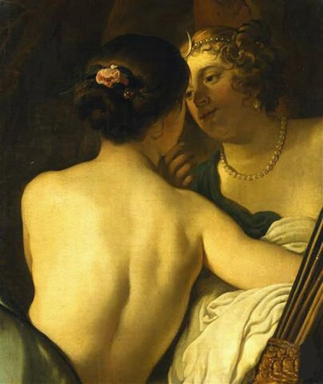 Jupiter_in_the_Guise_of_Diana_Seducing_Callisto_by_Gerrit_van_Honthorst