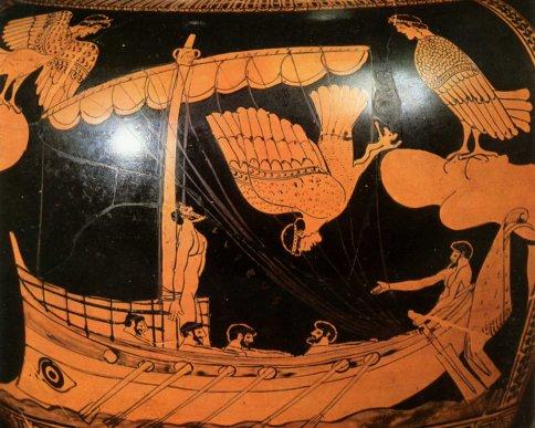 075[amolenuvolette.it]475 stamnos, détail, ulysse et les sirènes, peintre des sirènes, art attique, vulci, h. 0.352 m