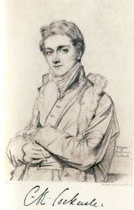 Charles Cockerell (Jean-Auguste-Dominique Ingres, 181