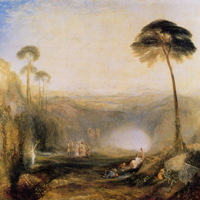 The-Golden-Bough-by-British-painter-J.-M.-W.-Turner