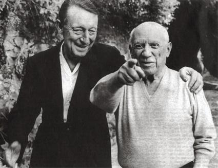 albert-skira-y-pablo-picasso-1973-antes-de-la-muerte-de-ambos
