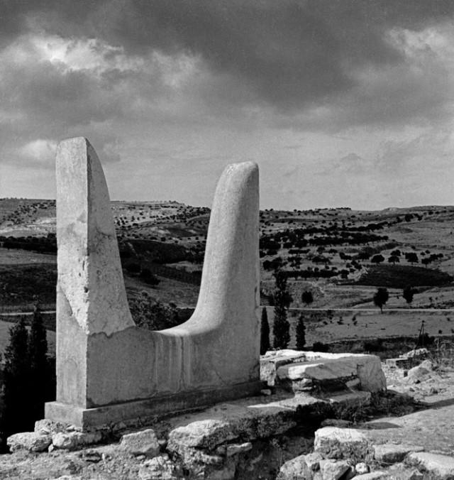 GREECE. Crete. Knossos. Palace of King Minos. 1937. A-GR-KRE-0001