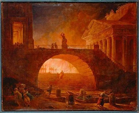 the-fire-of-rome-18-july-64-ad-painted-by-hubert-robert-in-1784