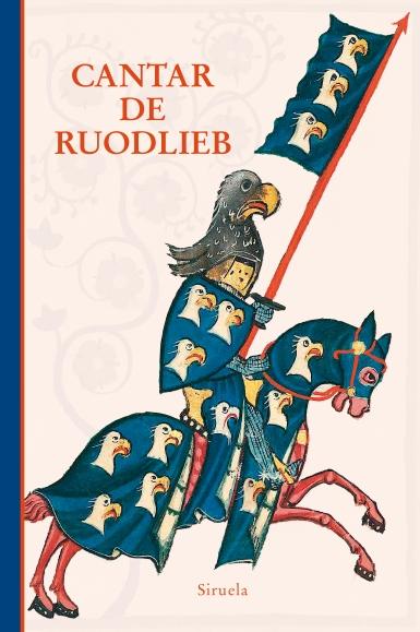 Cantar de Ruodlieb (portada) Ediciones Siruela 2019